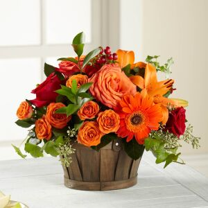 The FTD Nature's Bounty Bouquet